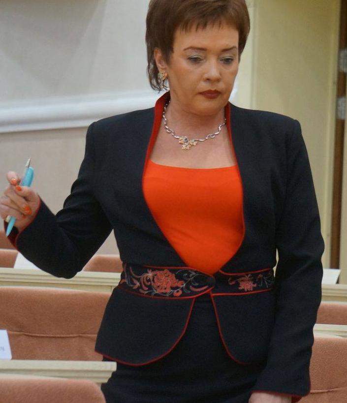 Светлана Кривилева. Фото: «ДЕНЬ.org»