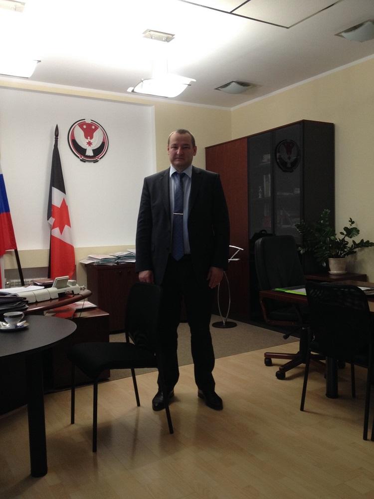 Станислав Евдокимов. Фото: © «ДЕНЬ.org»