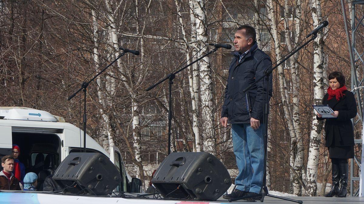 Сергей Морозов. Фото: © «ДЕНЬ.org»