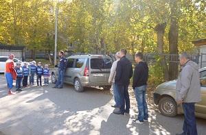 Фото: 1 отдел Управления ГИБДД МВД по УР
