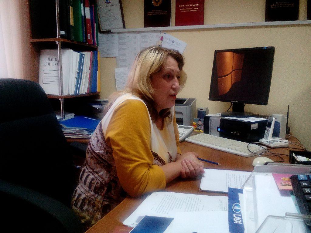 Татьяна Герасимова. Фото ©День.org
