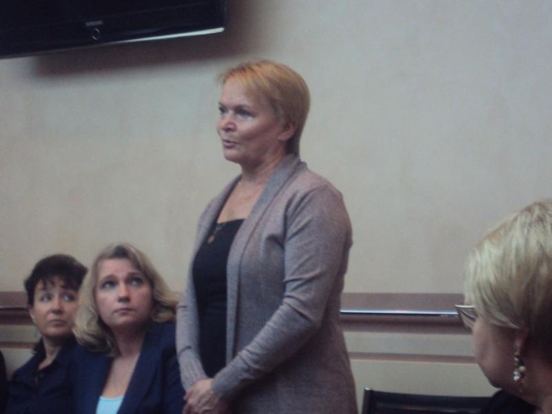 Валентина Данилова. Фото: © «ДЕНЬ.org»