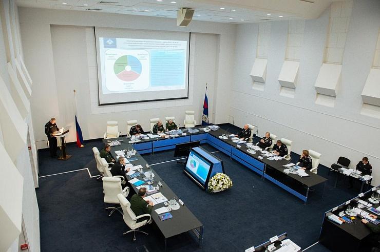 Руководители главков обсуждают реорганизацию. Фото: spetsstroy.ru