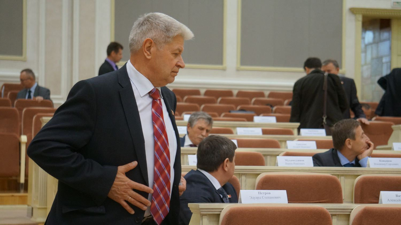 Виктор Балакин. Фото: © «ДЕНЬ.org»