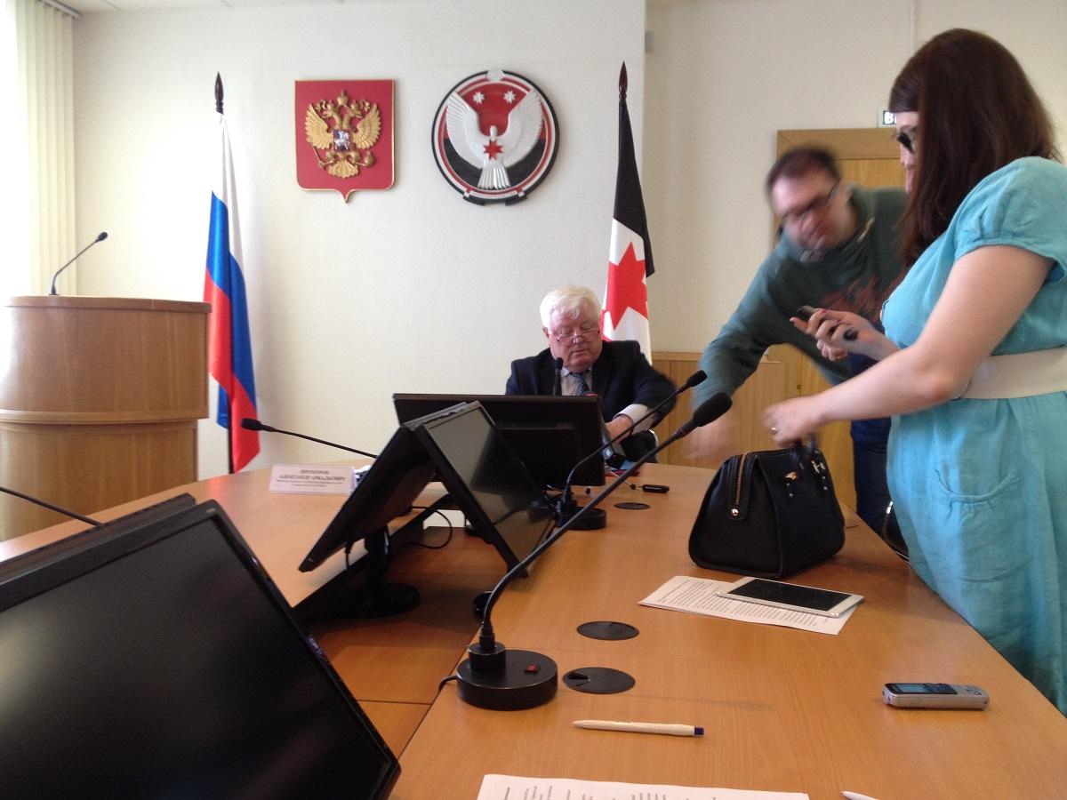 Александр Прохоров. Фото: © «ДЕНЬ.org»