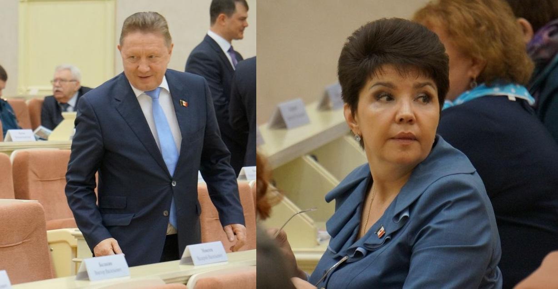 Александр Мурашов, Ольга Черкасова. Фото: © «ДЕНЬ.org»