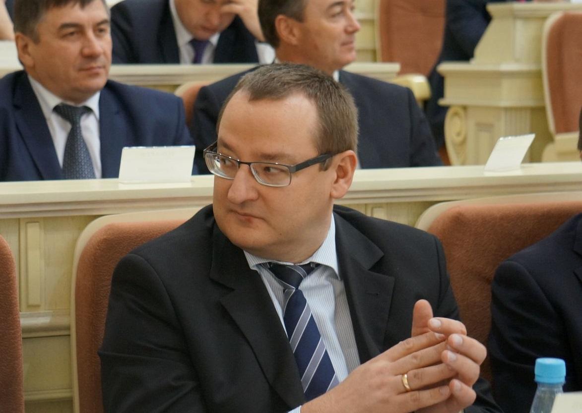 Глава Минфина УР Станислав Евдокимов. Фото: © «ДЕНЬ.org»