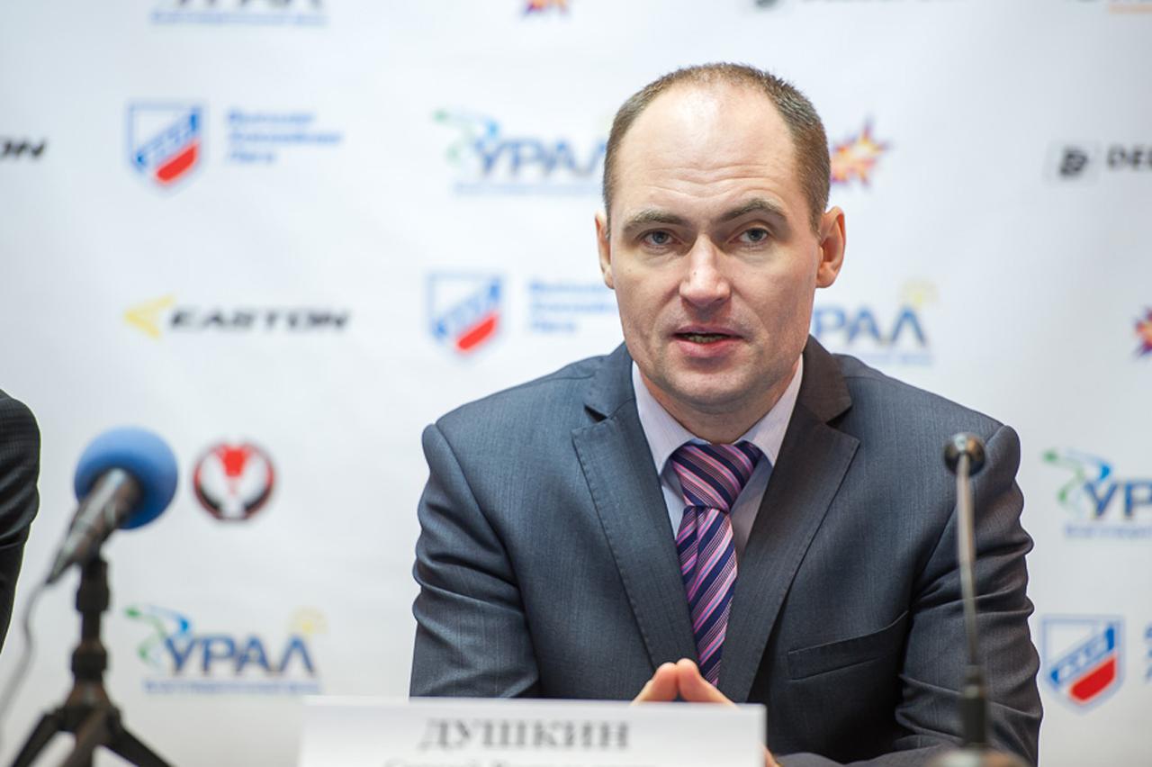 Сергей Душкин. Фото: hczaural.ru