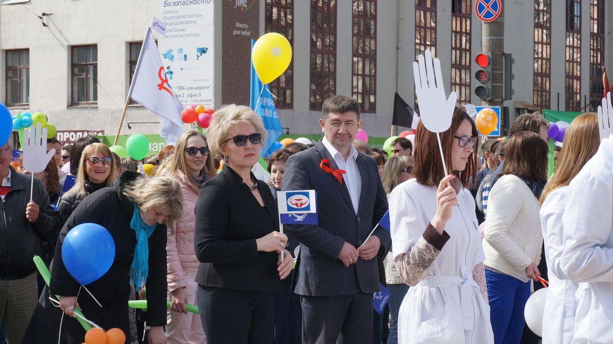 Министр здравоохранения УР Алексей Чуршин