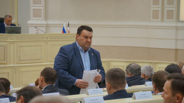 Михаил Назаров. Фото: © «ДЕНЬ.org»