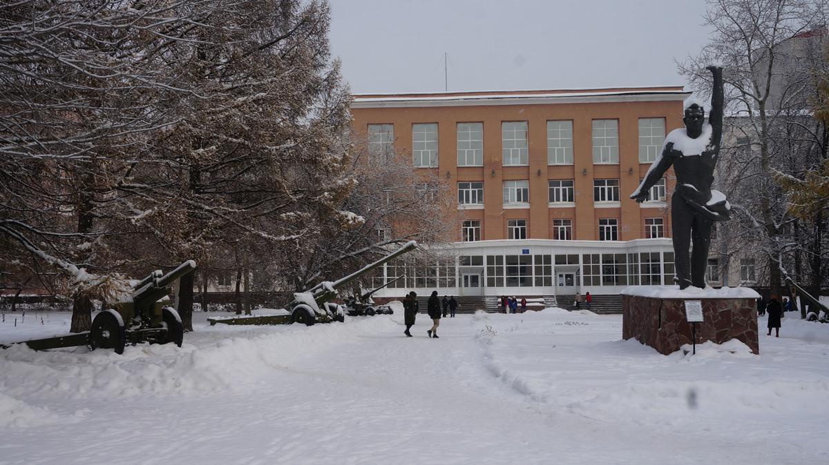 ИжГТУ. Фото: © «ДЕНЬ.org»