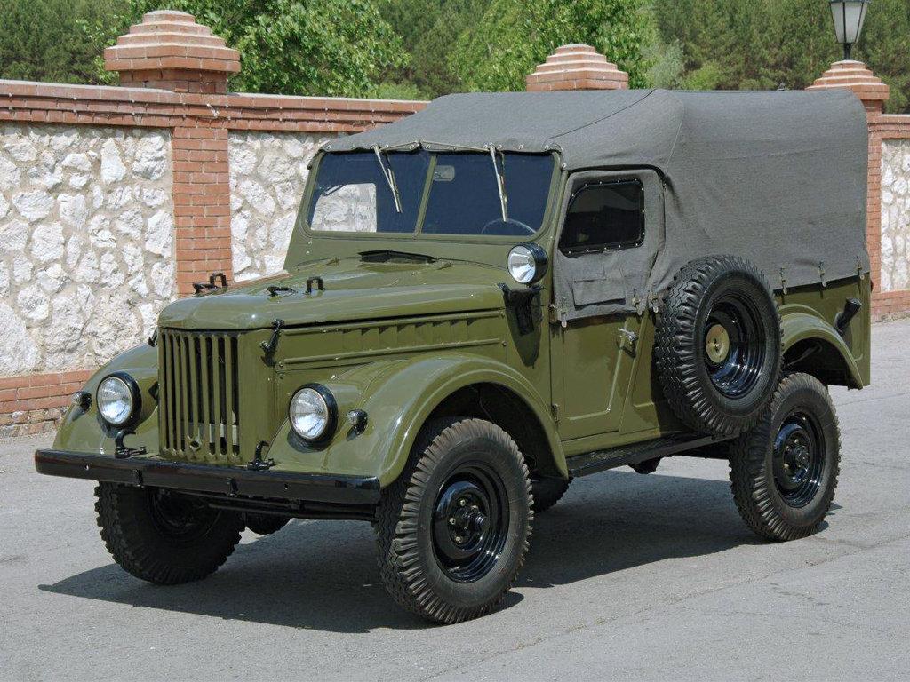 ГАЗ-69. Фото: autonavigator.ru