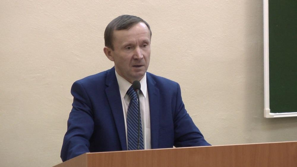 Петр Акмаров. Фото: izhgsha.ru