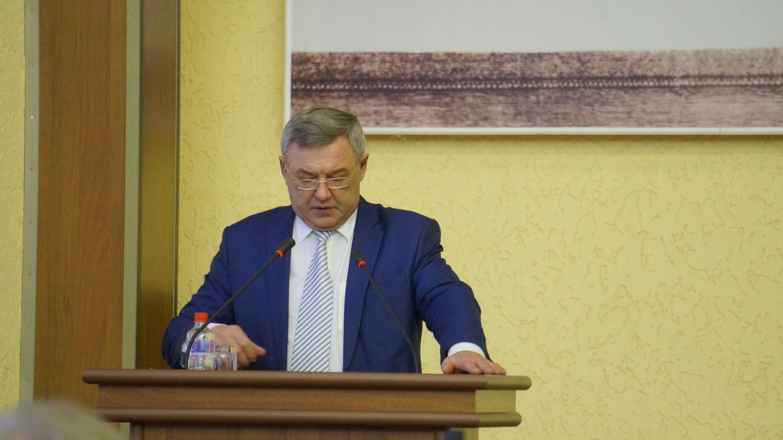 Юрий Тюрин. Фото ©«ДЕНЬ.org»