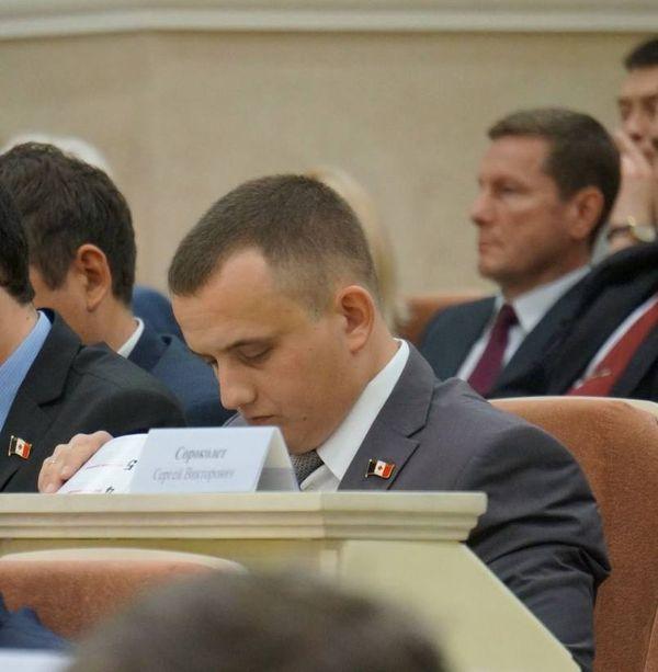 Тимур Ягафаров. Фото: «ДЕНЬ.org»