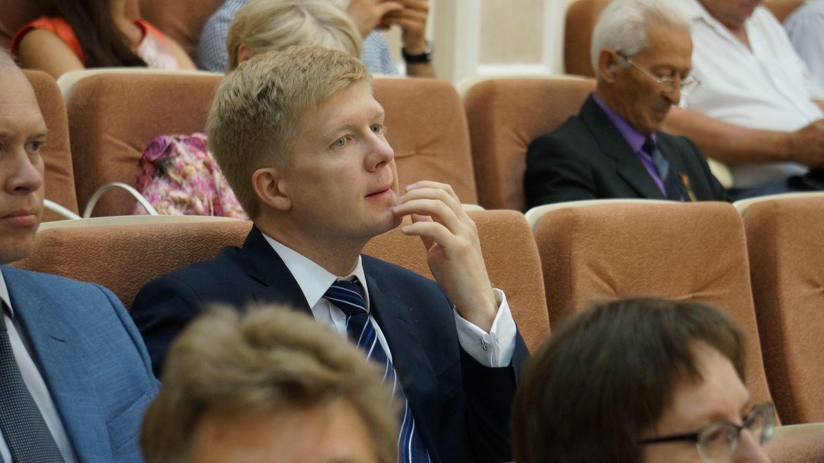 Илья Пономарев. Фото: «ДЕНЬ.org»