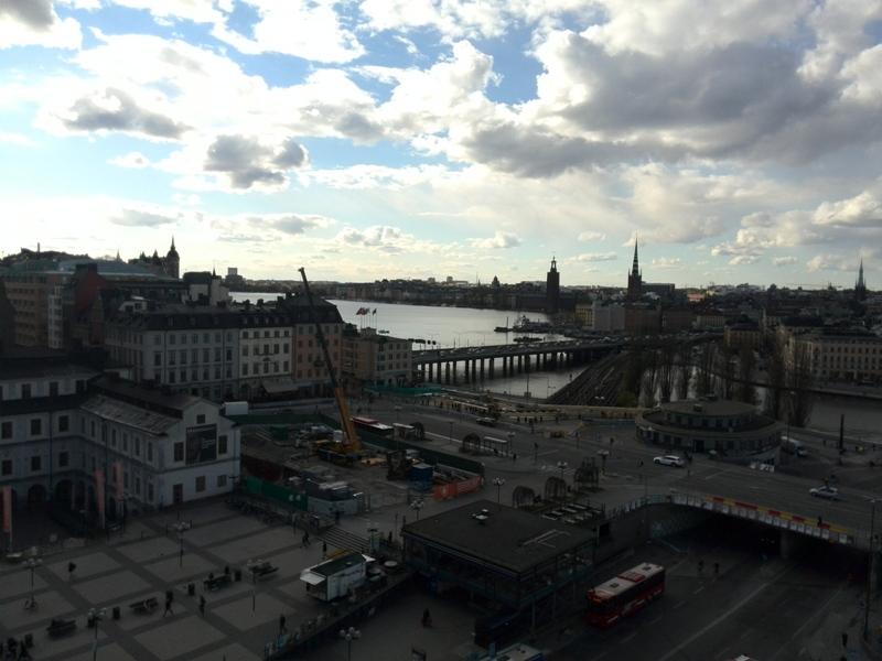 Стокгольм. Фото: Ольга Токарь