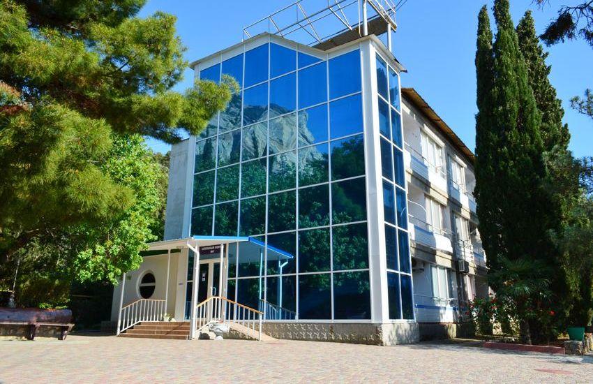 Пансионат «Изумруд». Фото: crimea-izumrud.com
