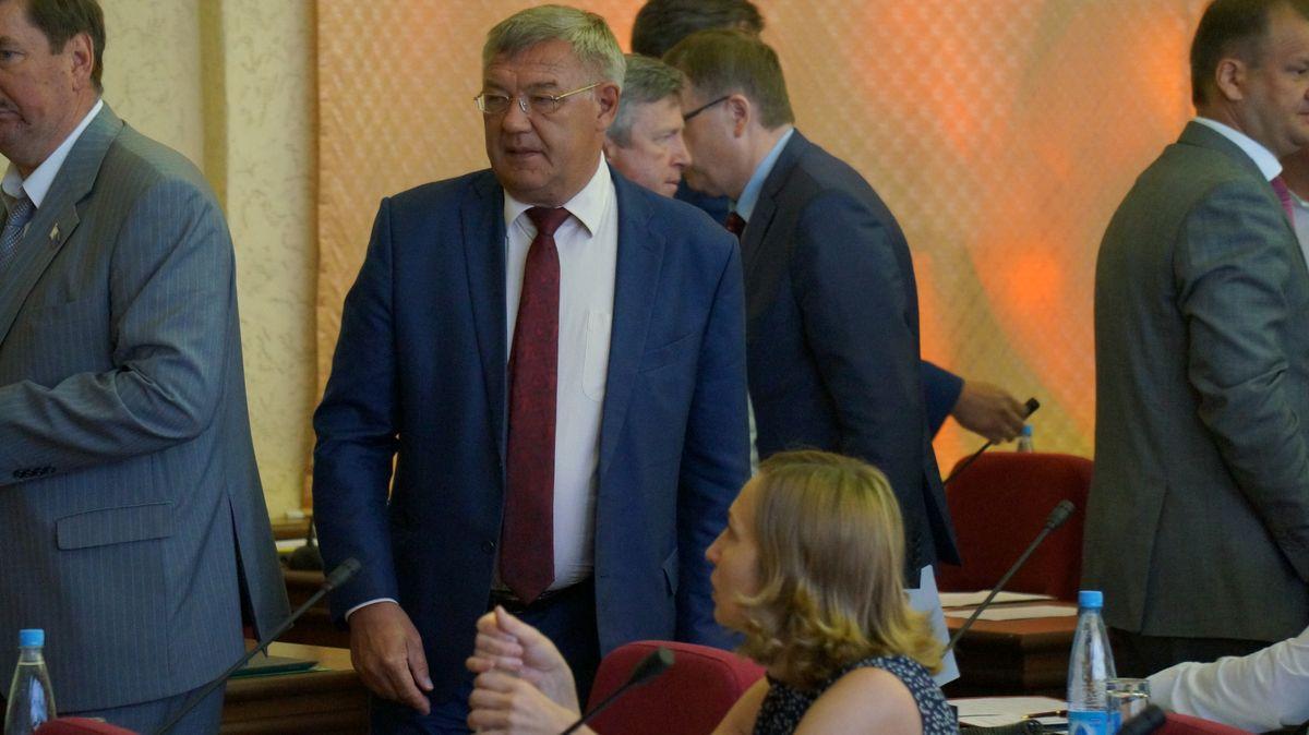Глава Ижевска Юрий Тюрин. Фото: «ДЕНЬ.org»
