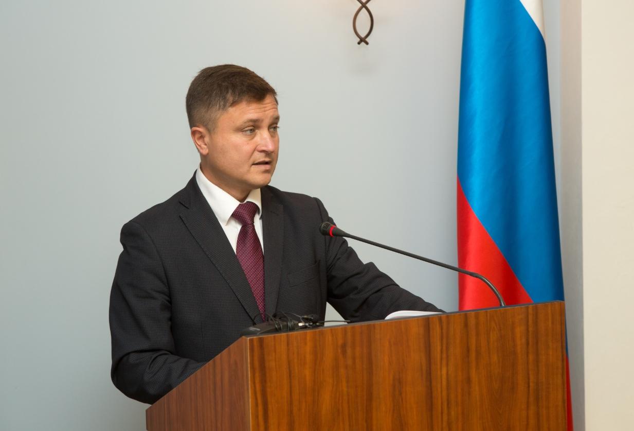 Андрей Смирнов. Фото: пресс-служба Госсовета УР