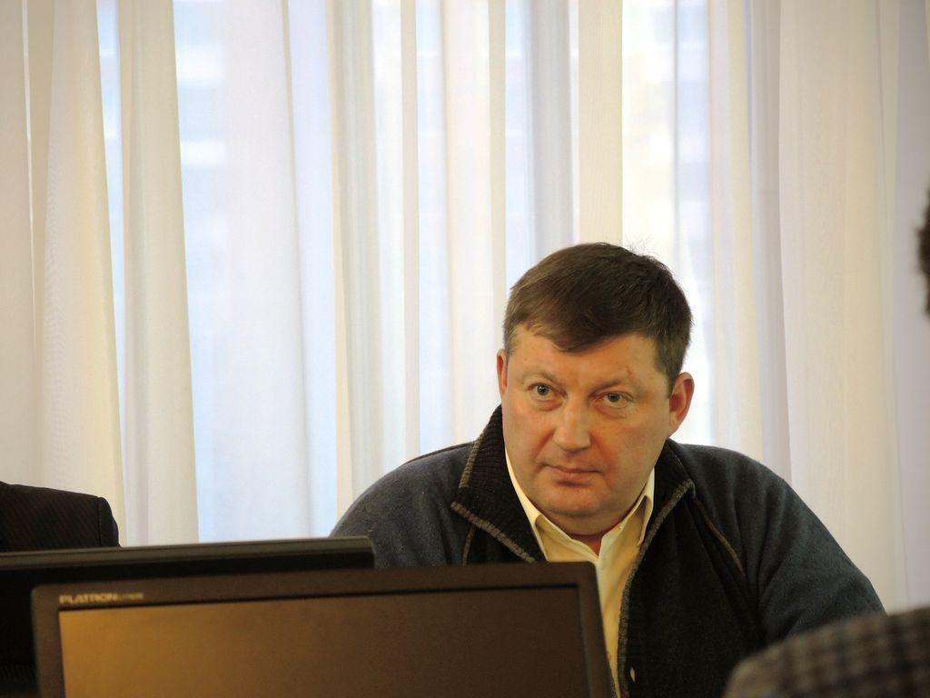 Депутат Гордумы Ижевска от «Единой России» Алексей Гарипов. Фото ©«ДЕНЬ.org»