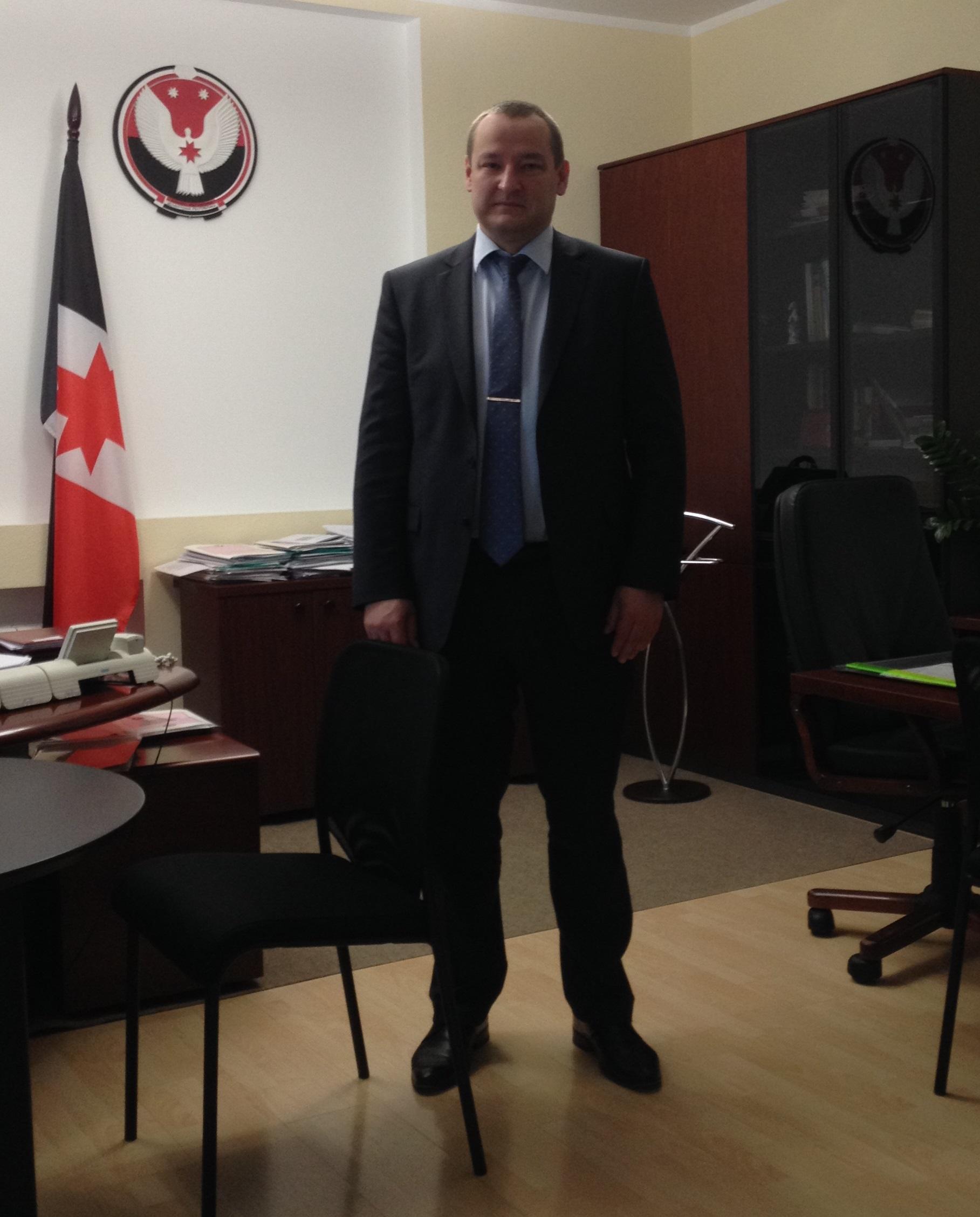 Министр финансов Удмуртии Станислав Евдокимов. Фото: © «ДЕНЬ.org»