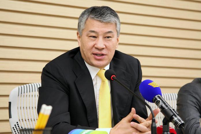 Кайрат Боранбаев. Фото: forbes.kz