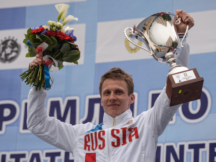 Максим Кустов. Фото: sovsport.ru
