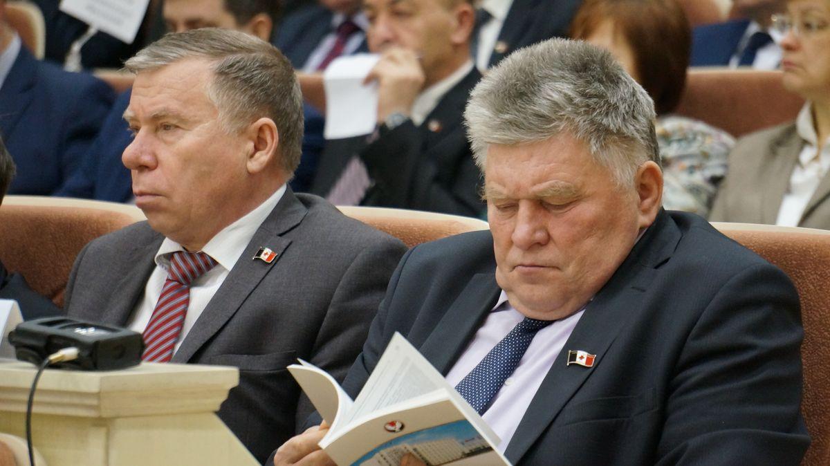 Владимир Бодров и Валерий Ходырев. Фото: © «ДЕНЬ.org»