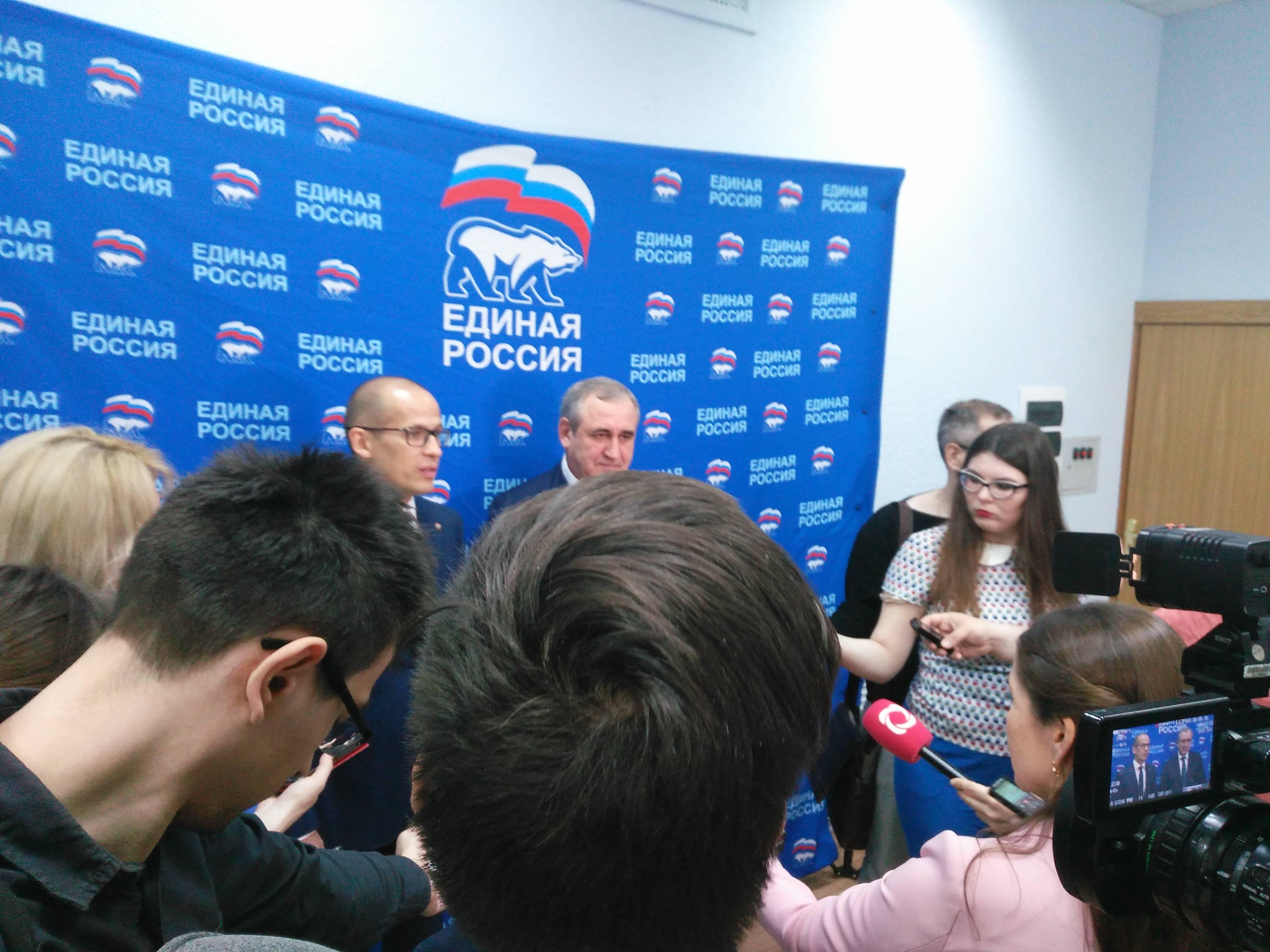 Бречалов примет участие ввыборах руководителя УР
