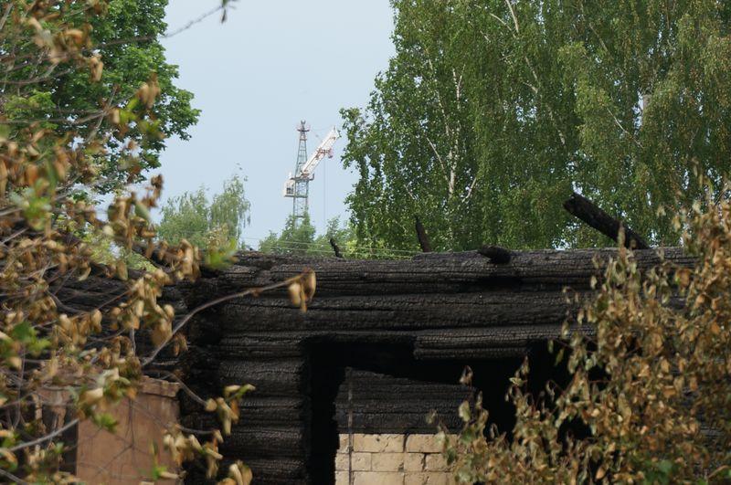 Уже сейчас частный сектор активно застраивается  фото:©День.org