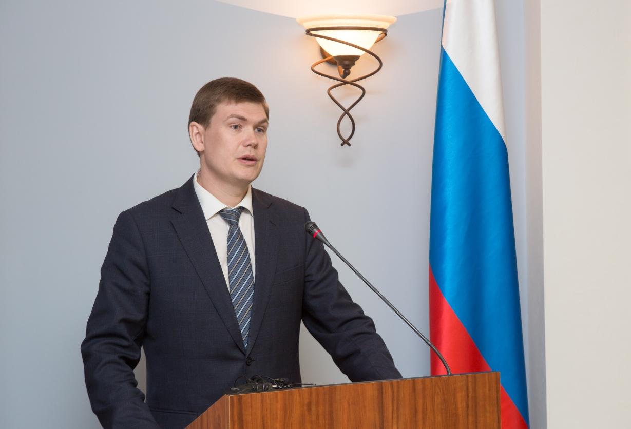 Иван Маринин. Фото: пресс-служба Госсовета УР