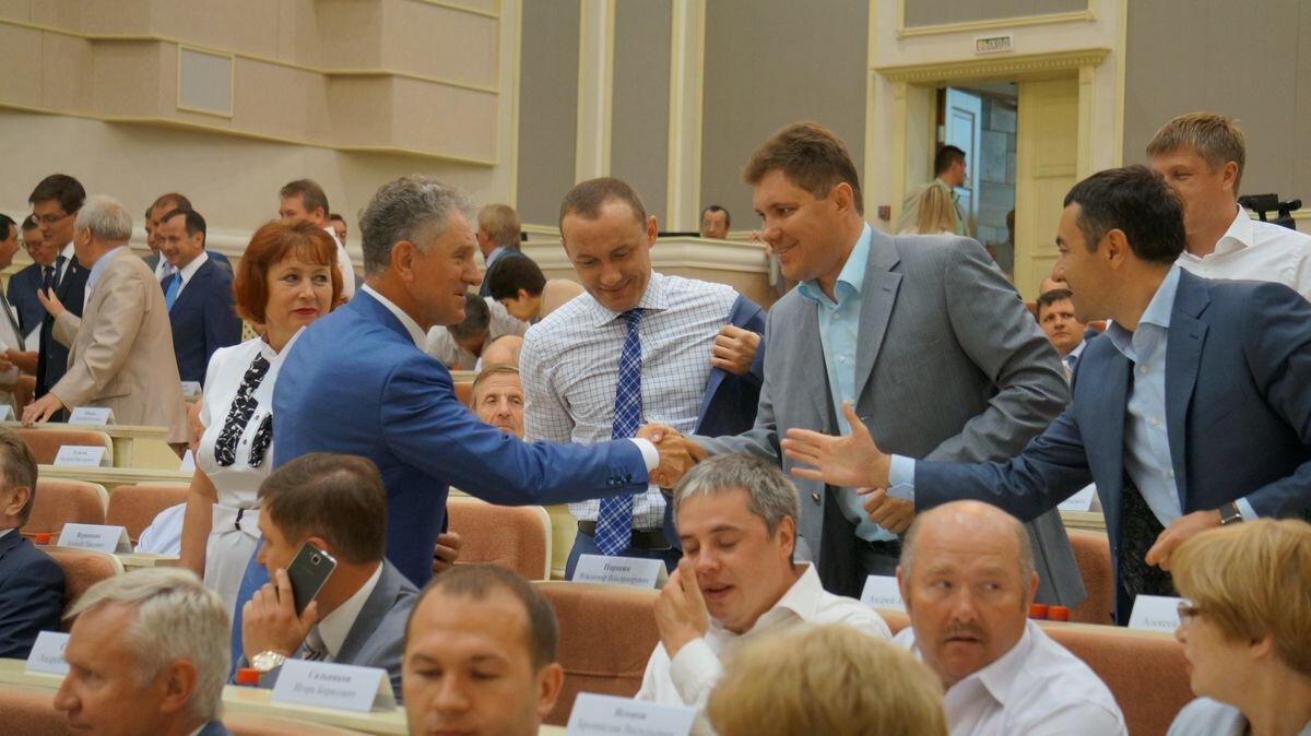 Александр и Андрей Волковы. Фото: © «ДЕНЬ.org»