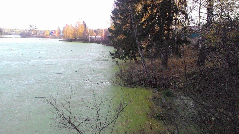 Река Игерманка. Фото: facebook.com