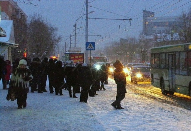 ВИжевске наулице Татьяны Барамзиной сбили девушку