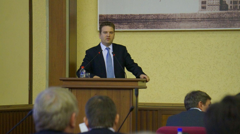 Михаил Тарасов. Фото: ©«ДЕНЬ.org»