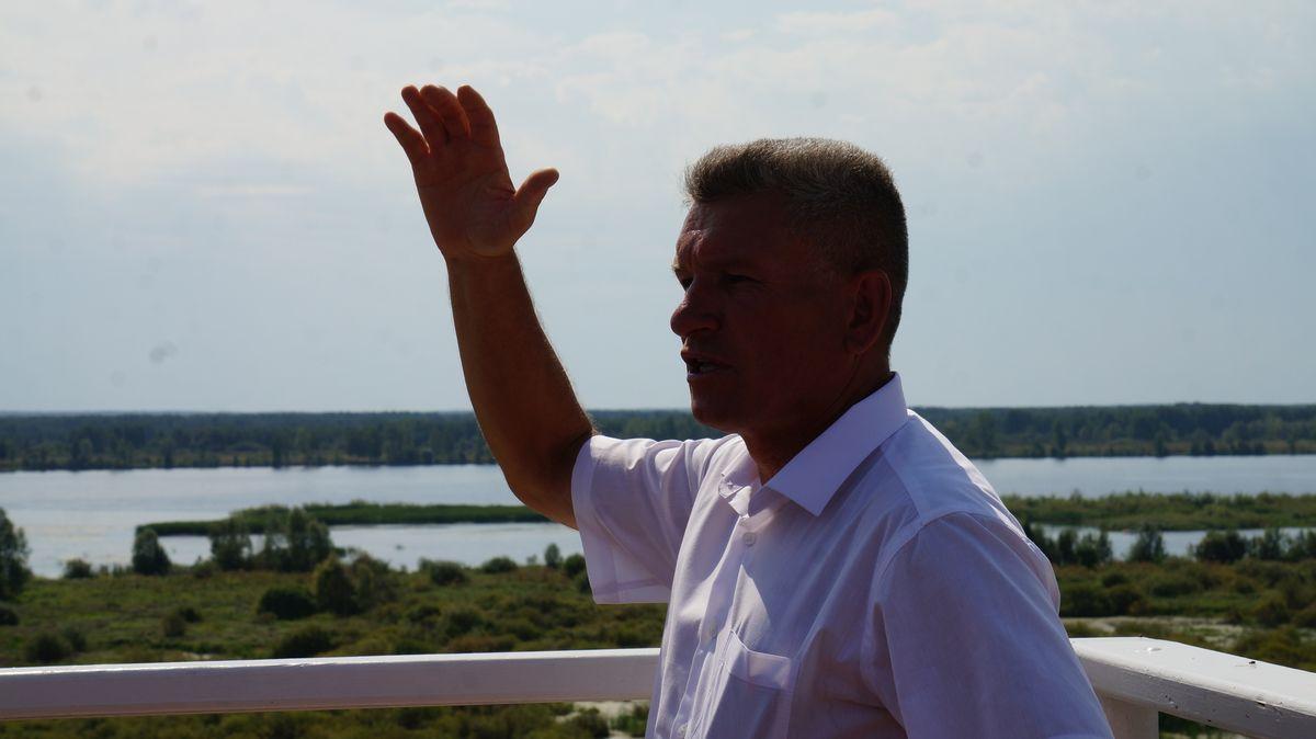 Сергей Шумков. Фото ©«ДЕНЬ.org»