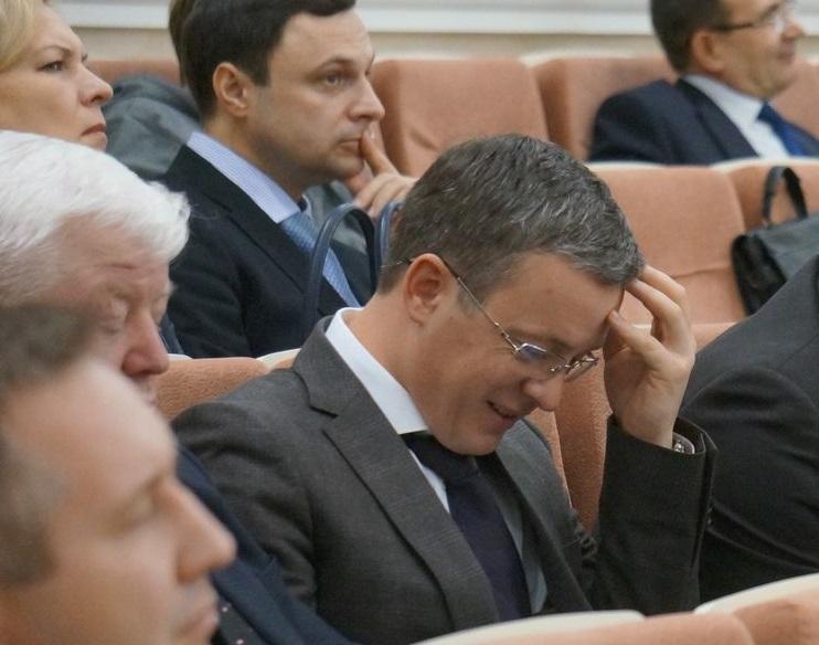 Антон Орлов. Фото ©«ДЕНЬ.org»
