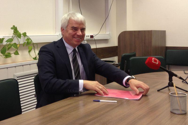 Михаил Маренников. Фото ©«ДЕНЬ.org»