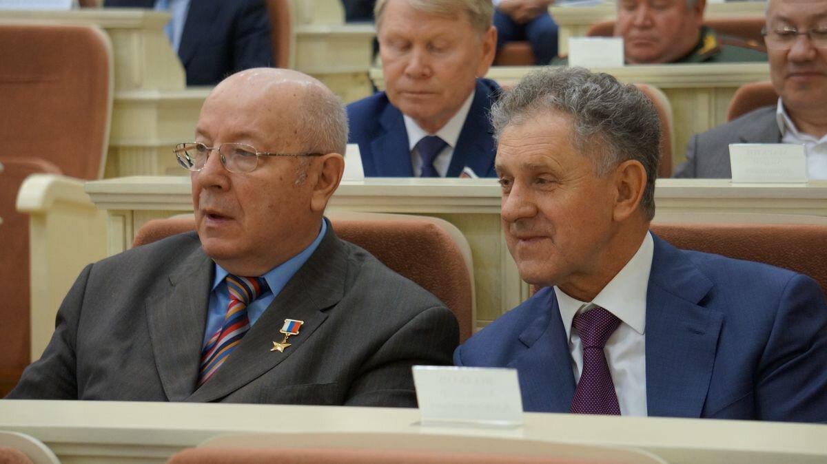 Александр Чекалин и Александр Волков. Фото: © «ДЕНЬ.org»