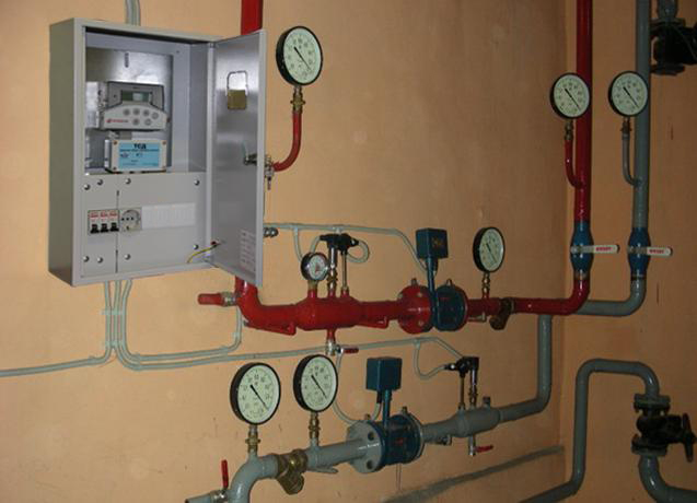 Эта штука не снижает теплопотери, она лишь регулирует подачу тепла в отопительную систему. Фото: systemeng.ru