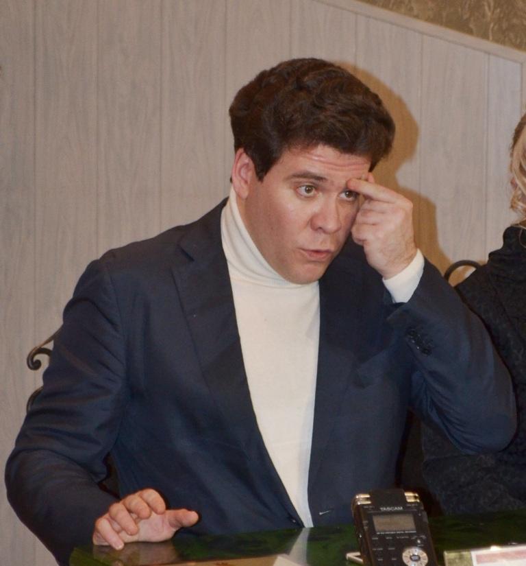 Денис Мацуев. Фото: Александр Поскребышев