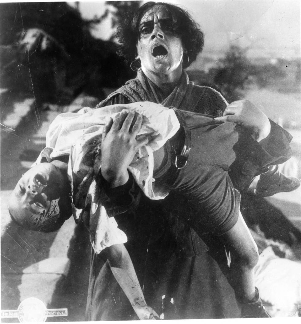"""КАдр из фильма """"Броненосец Потемкин"""". Фото: washingtonpost.com"""