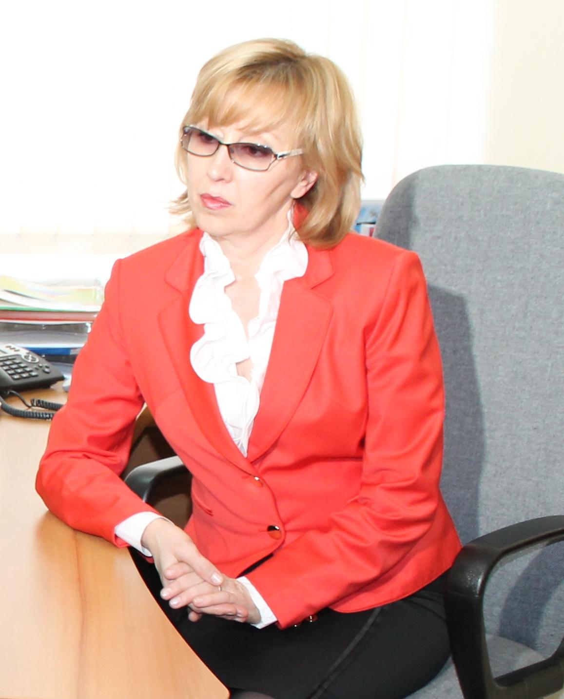 Ольга Авдеева. Фото ©День.org