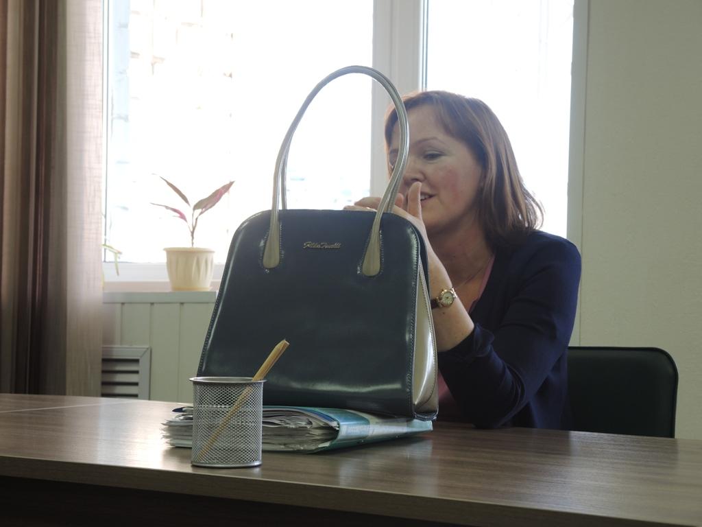 Представитель ответчика Наталья Лукина. Фото ©День.org