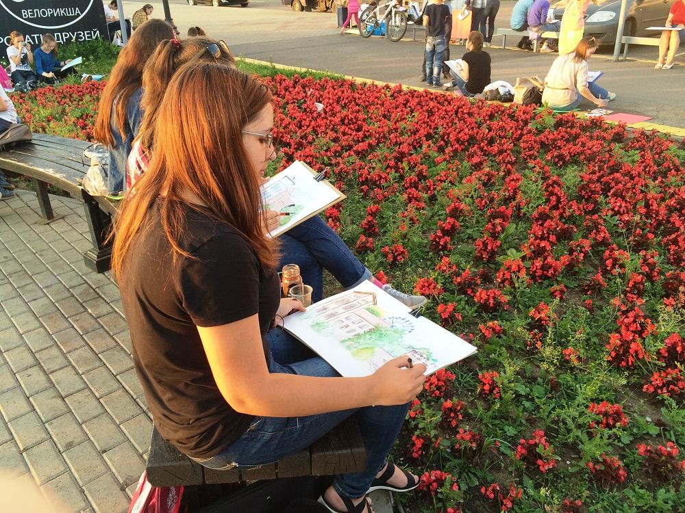 Анна Башкова. Фото ©День.org