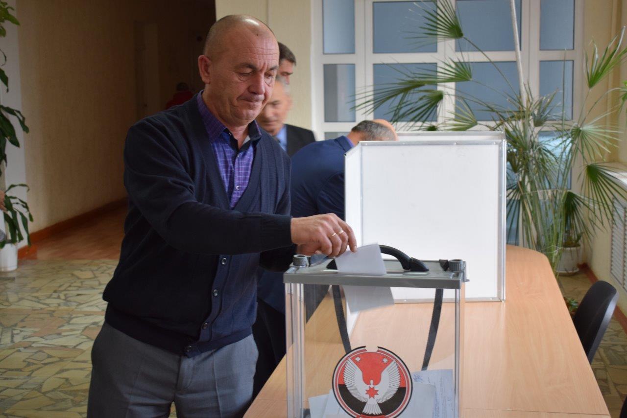 Избраны руководителя Сюмсинского иЮкаменского районов Удмуртии ФОТО