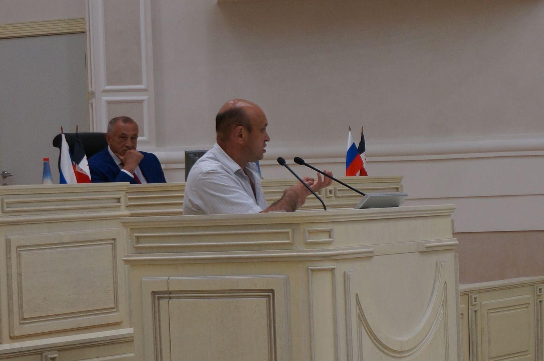 Юрий Бычков. Фото ©День.org