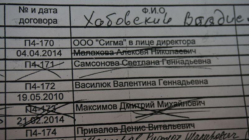 По крайней мере, одну квартиру убитый бизнесмен Малахов успел продать, и его вычеркнули из списка дольщиков. Фото: ©День.org
