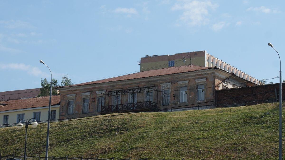 Генеральский дом. Фото: © «ДЕНЬ.org»